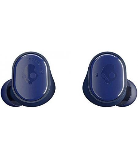 Skullcandy Sesh True Wireless Bluetooth In-Ear Headphones - Blue Black