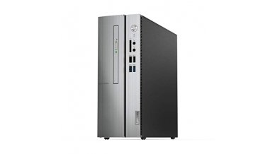 Lenovo Ideacentre 510S Intel Core i3-9100 Tower Desktop (4GB RAM, 1TB HDD, wo DVD, DOS, with Mouse and Keyboard / 8L)