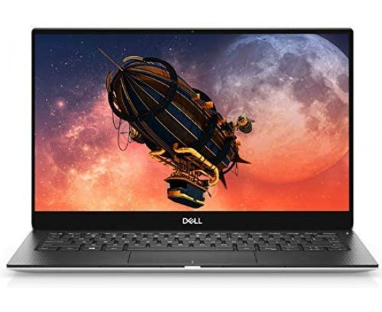 Dell XPS 13 7390 13.3-inch FHD InfinityEdge Laptop (10th Gen Core i5-10210U, 8GB RAM, 512GB SSD, Windows 10, Office H&S 2019, Backlit Keyboard, Finger Reader, ADP) Silver