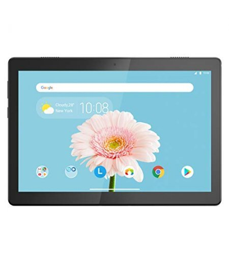 "Lenovo M10 X-505X Variant 2 Tablet (Qualcomm Quad Core 2.0 GHz, 4G Calling + WiFi (VoLTE), 2GB RAM, 32GB Storage, 10"" HD, 5MP AF 