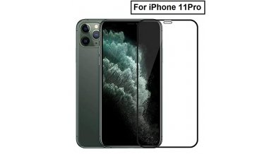 Tempered Glass for iPhone 11 Pro