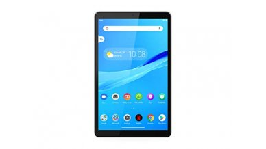 """Lenovo M8-8505F Tablet (MTK Quad Core 2.0 GHz, WiFi Only, 2GB RAM, 32GB Storage, 8"""" HD, 8MP AF 