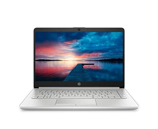 "HP 14s #AlwaysConnectedPC Laptop with #4GLTE (10th Gen Core i3 1005G1, 8GB RAM, 1TB HDD, 14"" FHD, Intel UHD Graphics, Windows 10, NSV, 1.53 kg) Natural silver"