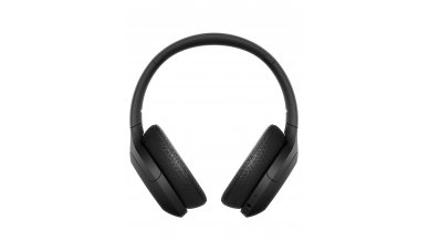 Sony WH-H910N Noise Cancelling Bluetooth Headset (Black, Wireless Over The Head)