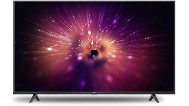 TCL 108 cm (43 inches) 4K Ultra HD Certified Android Smart LED TV (Black) (2020 Model)