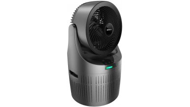 Acerpure Cool AC530-20W, 3-in-1 filter, Air quality sensor removes 99.97% pollutants, Dark Grey