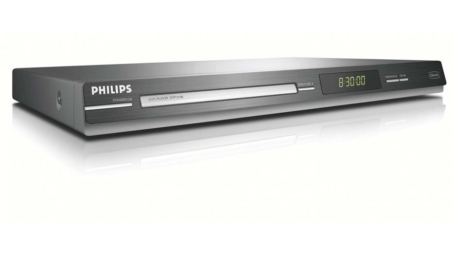 Philips DVD Player Life Style