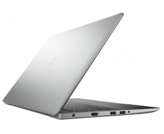 Dell 3583 Laptop (8th Gen Core i5-8265U, 8GB RAM, 1TB HDD,  2GB Radeon 520 Graphics, Windows 10, Office H&S, Backlite Keyboard) Silver