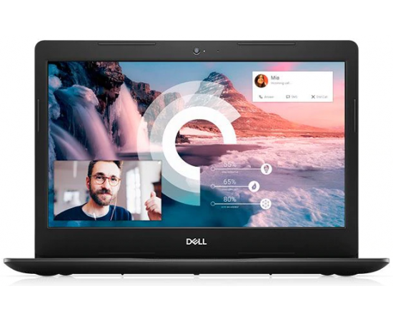 "Dell 3590 Laptop (Latest 10th Gen Core i5-10210U, 4GB DDR4 RAM, 1TB SATA HDD, 15.6"" FHD Anti-Glare, Intel(R) UHD Graphics, DVD RW, Windows 10, 1 Year Onsite Warranty with ADP) Black"