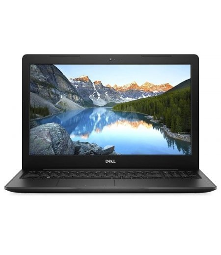 DELL Inspiron 3593 15.6-inch FHD Laptop (10th Gen Core i3-1005G1, 8GB RAM, 1TB HDD, Windows 10 Home, Office H&S 2019, Intel UHD Graphics) Black