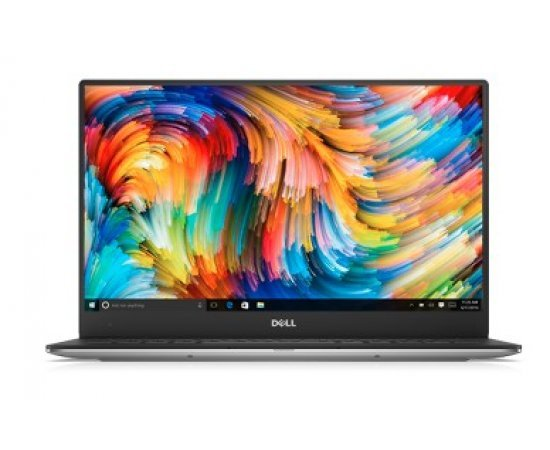 "Dell New XPS-13 9360 Laptop (8th Gen Core i7-8550U, 8GB, 256GB SSD, Intel UHD Graphics, 13.3"" QHD (3200 x 1800) Touch InfinityEdge display, Windows 10 Home, Office H&S 2016, Backlit Keyboard, 1 Year Dell Warranty) (Dell Renewed)"