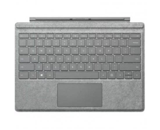 Microsoft Surface Pro Signature Type Cover - Charcoal (Work with Surface Pro 7/6/5/4)