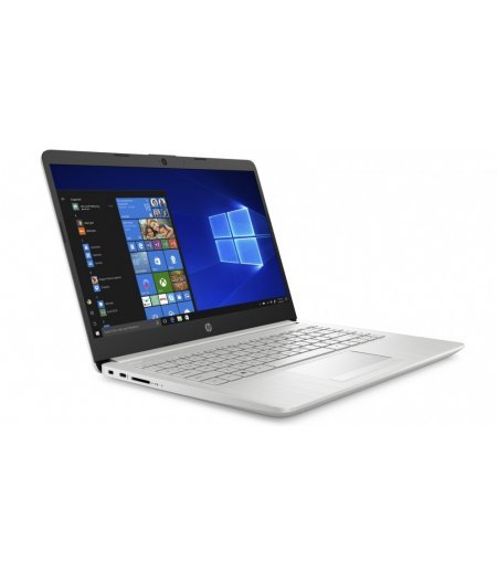 "HP 14s-DK0093AU (AMD Ryzen R5 3500U, 8GB RAM, 1TB HDD + 256GB SSD, 14"" Full HD, Windows 10, Office H&S 201) Natural Silver"