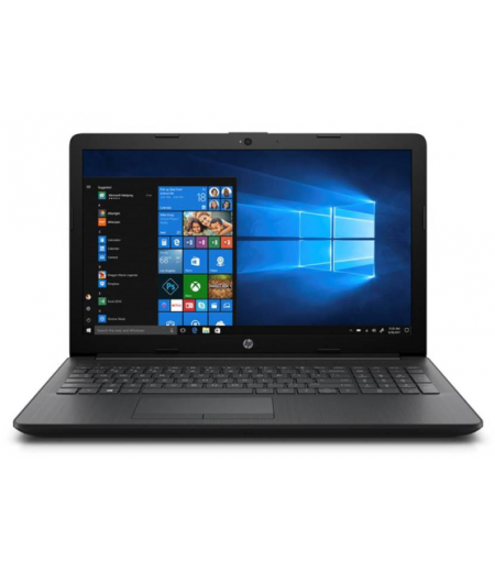 "HP 15-DA0099TU (Intel Dual Core N4000, 4GB, 1TB, 15.6"" HD Display, Windows 10) - Jet Black"