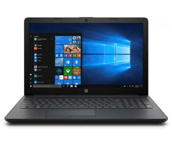 "HP 15-DA0389TU (Pentium Dual Core N4417, 4GB RAM, 1TB HDD, 15.6"" HD Display, Windows 10) Jet Black"