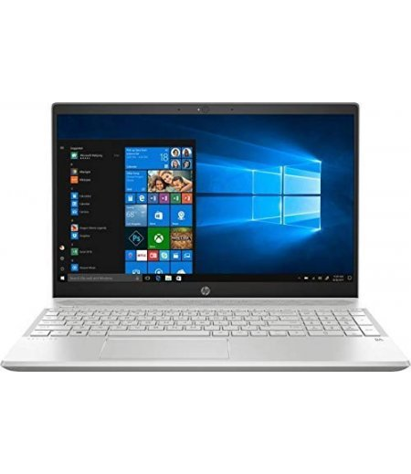 "HP Notebook 15s-fr1002TU (10th Gen Core i5-1035G1U, 8GB RAM, 1TB SSD, 15.6"" Full HD (1920 x 1080), Windows 10 Home, Office H&S 2019) Silver"