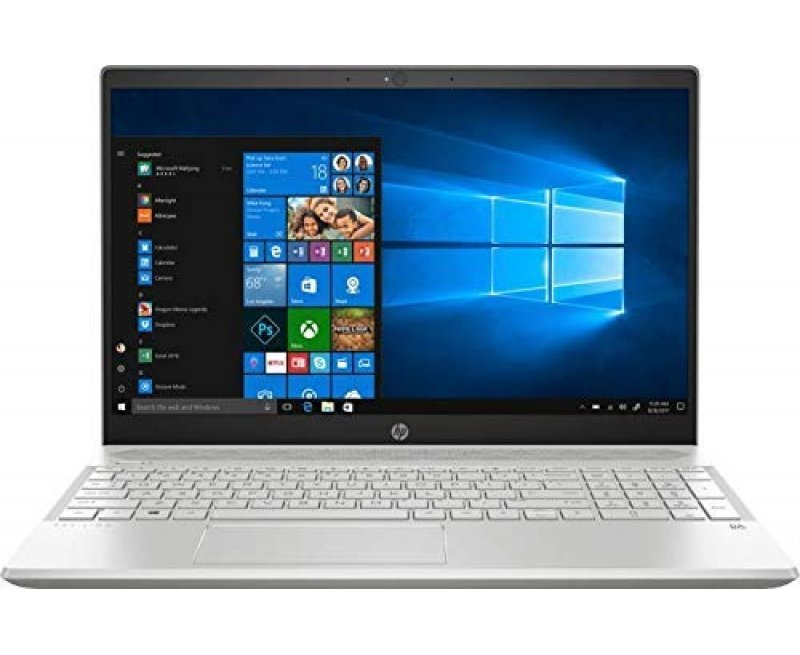 "HP Notebook 15s-fr1004TU (10th Gen Core i3-1005G1U, 4GB RAM, 512GB SSD, 15.6"" Full HD (1920 x 1080), Windows 10 Home, Office H&S 2019) Silver"