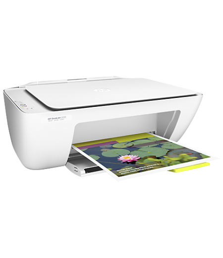 HP DeskJet 2132 All-in-One – Print| Scan| Copy