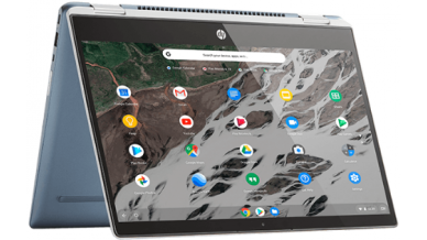 """HP 12b Chromebook (Intel N4020, 4GB RAM, 64GB SSD, 256GB expandable, 100GB Cloud storage, 12"""" HD Touch, 3:2 aspect ratio, Intel UHD Graphics, Chrome OS/ G-suite, Free MS Ofiice apps, Backlit KBD, Google Assistant, USI Pen capability)"""