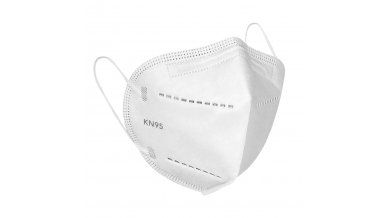 MediSec KN95 / FFP2 Face Mask without Respirator (Pack of 20)
