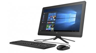LG 19CH300A 18.5-inch All-in-One Desktop (Atom Z8300/2GB/32GB/Windows 10 Home/Integrated Graphics), Black