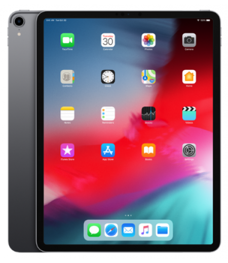 Apple iPad Pro MTFP2HN/A Tablet (12.9 inch, 512GB, Wi-Fi), Space Grey