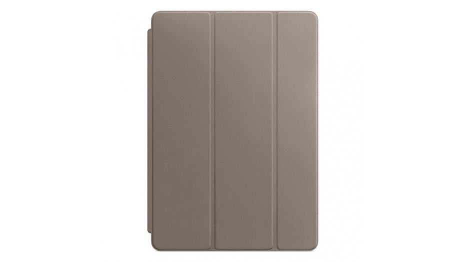 Leather Smart Cover for 10.5‑inch iPad Pro - Taupe iAccessories