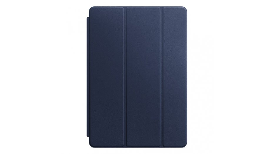 Leather Smart Cover for 10.5‑inch iPad Pro - Midnight Blue iAccessories