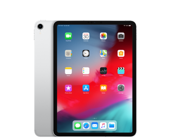 Apple iPad Pro MTJJ2HN/A Tablet (12.9 inch, 512GB, Wi-Fi + 4G LTE), Silver