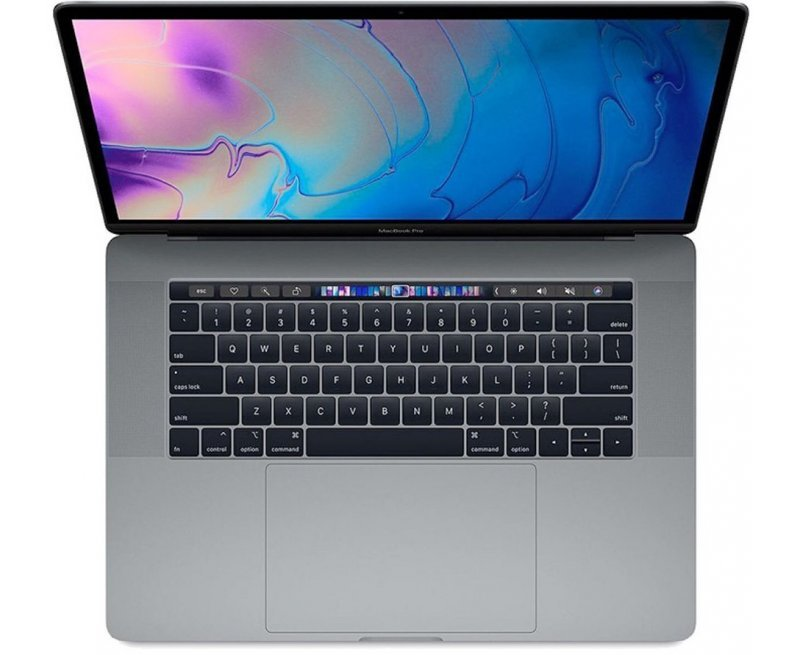 Apple MacBook Pro (13-inch Retina, Touch Bar, 2.4GHz Quad-Core 8th Gen Intel Core i5, 8GB RAM, 256GB SSD) - Space Gray