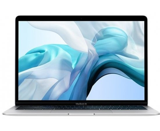 Apple 13-inch MacBook Air: 1.1GHz dual-core 10th-generation Intel Core i3 processor, 256GB, 8GB  - Silver
