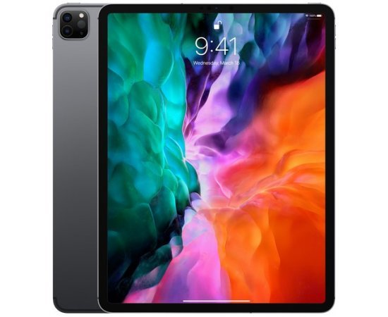 New Apple iPad Pro (12.9-inch, Wi-Fi + Cellular, 128GB) - Space Grey (2nd Generation)