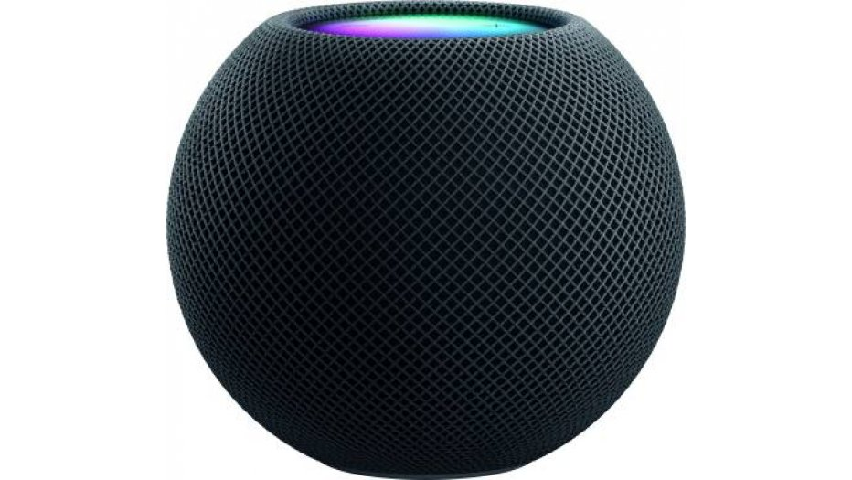Apple HomePod Mini with Siri Assistant Smart Speaker (Space Grey) Apple Accessories