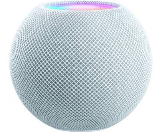 Apple HomePod Mini with Siri Assistant Smart Speaker  (White)