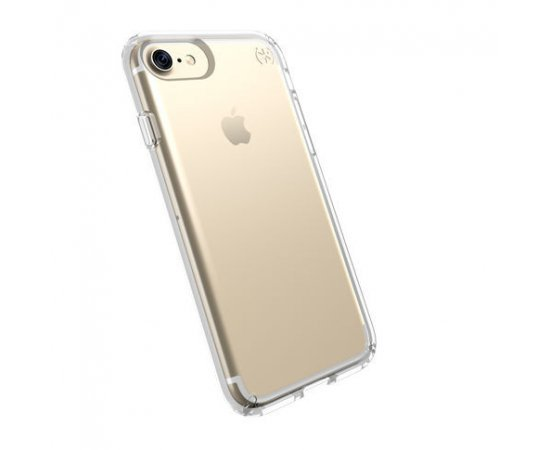 iPhone 8 Silicon clear case