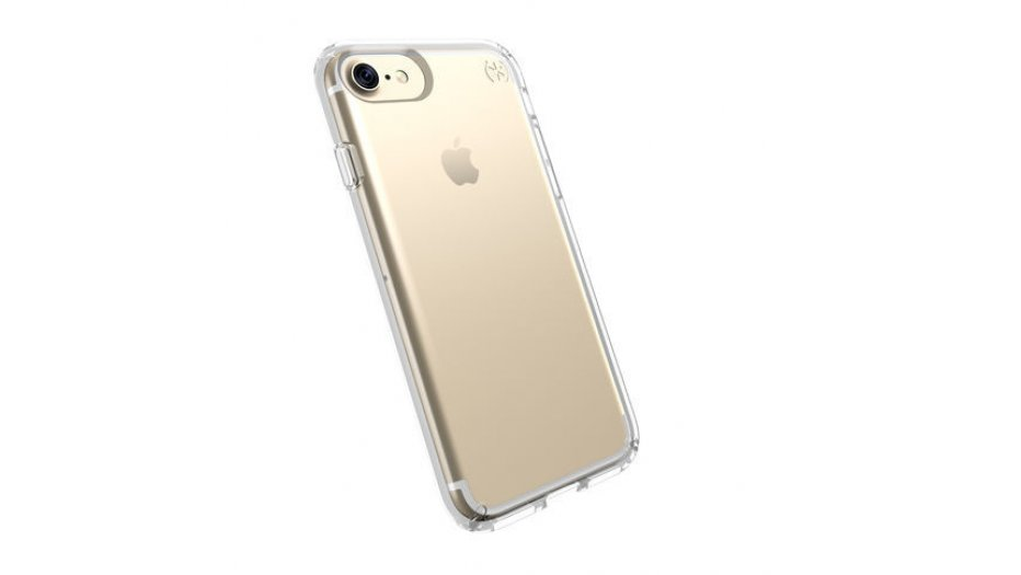 iPhone 8 Silicon clear case iAccessories