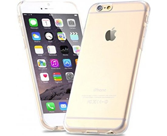 Silicon clear case for iPhone 6s Plus / 7 Plus