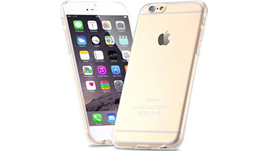 Silicon clear case for iPhone 6s Plus / 7 Plus iAccessories