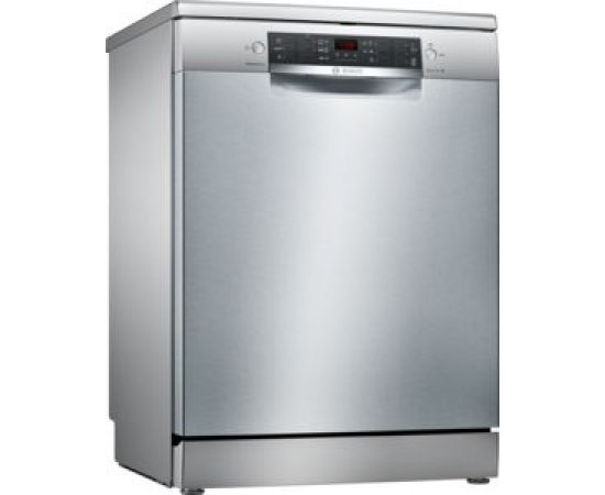 Bosch 13 Place Setting Dishwasher, 6 Programes, 4 Special options, Vario Drawer, Silver Inox
