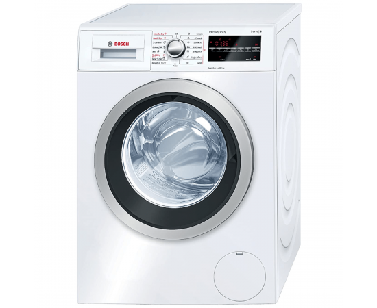 Bosch 8 kg/5 kg Inverter Washer Dryer (WVG3046SIN, White, Inbuilt Heater)