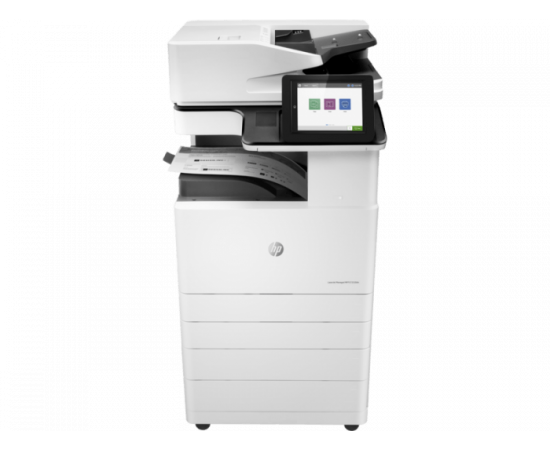 HP LaserJet Managed MFP E72530dn Plus - Bundle Product 30 ppm