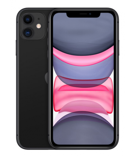 Apple iPhone 11 (64GB, Black)