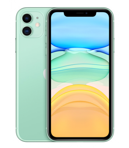 Apple iPhone 11 (64GB, Green)