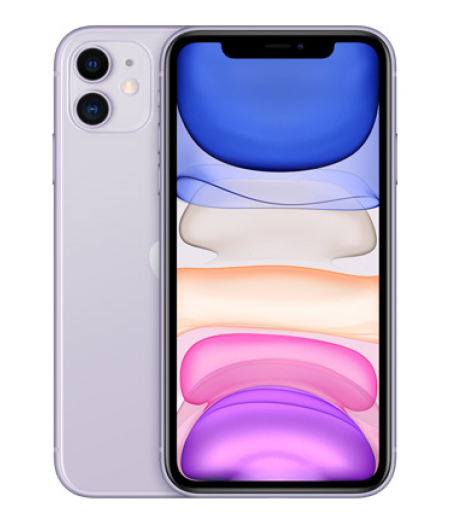 Apple iPhone 11 (128GB, Purple)