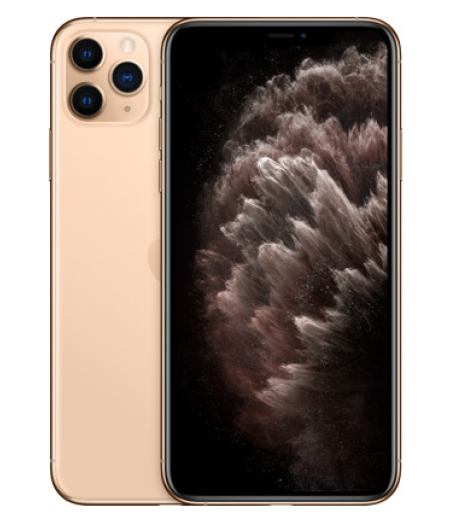 Apple iPhone 11 Pro Max (Gold, 256GB)