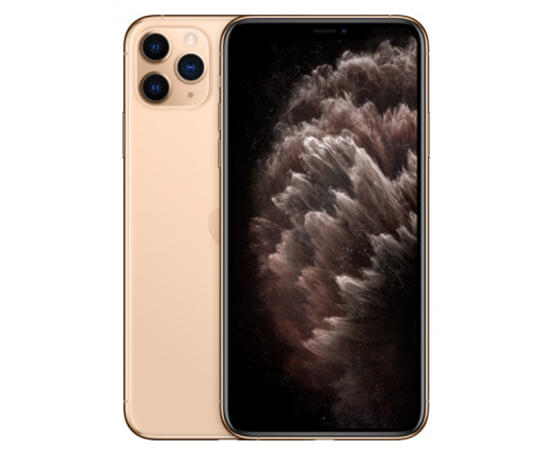 Apple iPhone 11 Pro Max (Gold, 64GB)