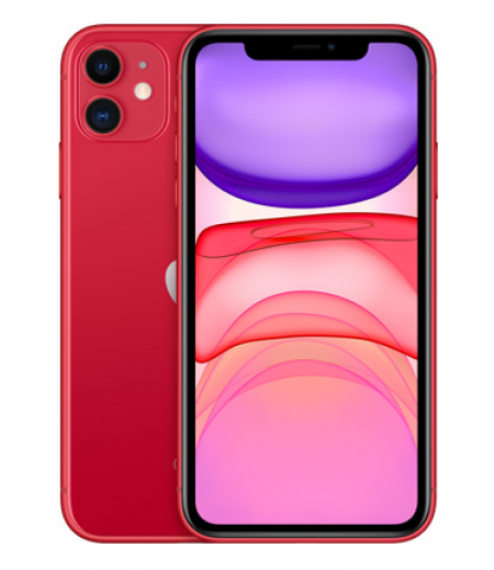 Apple iPhone 11 (256GB, Red)