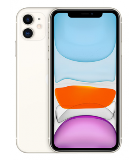 Apple iPhone 11 (White, 128GB