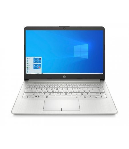 "HP 14s Notebook Think and Light Laptop (10th Gen Core i5-135G1, 8GB RAM, 512GB SSD, 14"" IPS Full HD (1920 x 1080), Iris Plus Graphics, Windows 10 Home, Office H&S 2019, Backlit Keyboard, 10+ Hours Battery, 1.46Kg) Premium T&L Silver"