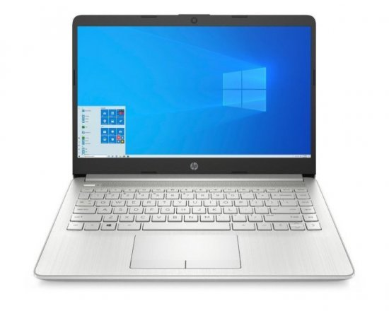 "HP 14s Notebook Think and Light Laptop (10th Gen Core i7-1065G7, 8GB RAM, 512GB SSD, 14"" IPS Full HD (1920 x 1080), Iris Plus Graphics, Windows 10 Home, Office H&S 2019, Backlit Keyboard, 10+ Hours Battery, 1.46Kg) Premium T&L Silver"